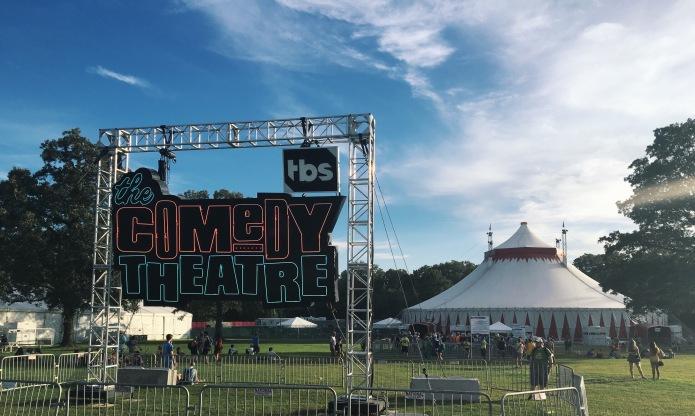 Bonnaroo Comedy Theater