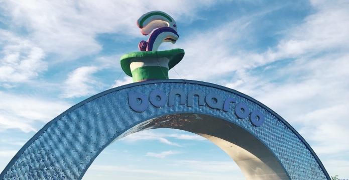 The Bonnaroo Arch